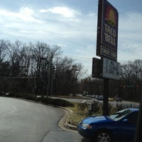 Photo taken at Taco Bell by Stephanie on 3/2/2012