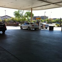 Photo taken at Danny's Family Car Wash by Travis S. on 6/9/2011