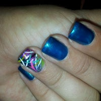 Photo taken at Premier Nails & Spa by Kirstin D. on 6/3/2012