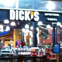 Photo taken at DICK'S Sporting Goods by Jordan G. on 6/7/2012