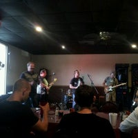 Photo taken at Jesup Bay Restaurant & Entertainment Lounge by Michele M. on 4/1/2012