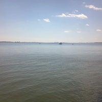 Photo taken at Sea Wall NAS Pensacola by Shenea M. on 4/6/2012