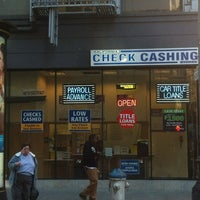 Photo taken at California Check Cashing Stores by Jeremy K. on 1/24/2012
