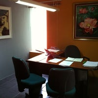 Photo taken at Estudio Flint Abogados by Luca V. on 11/30/2011