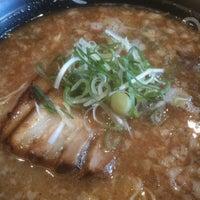 Photo taken at 麺's room 神虎 なんば店 by えくせる on 1/13/2011
