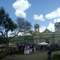 Photo taken at Aserrí by Manuel S. on 8/19/2012