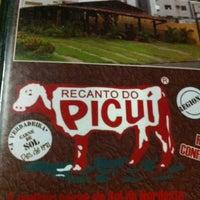 Photo taken at Recanto do Picuí by Felipe J. on 8/20/2011