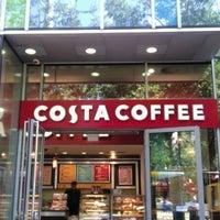 Photo taken at Costa Coffee by Euthymia K. on 8/16/2011