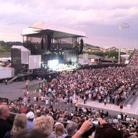 Photo taken at Hersheypark Stadium by Zachary P. on 8/17/2011