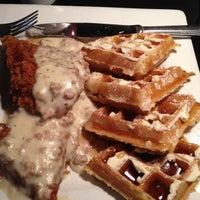 Photo taken at Bananas Modern American Diner by Megan S. on 5/27/2012
