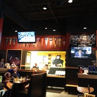 Photo taken at Buffalo Wild Wings by Andy B. on 3/16/2012