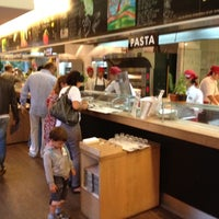 Photo taken at Vapiano by Erhan A. on 9/9/2012