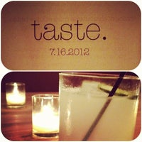 Photo taken at Taste By Niche by Lauren V. on 7/17/2012