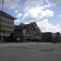 Photo taken at Târgoviște by Florin on 5/12/2012