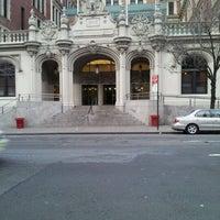 Das Foto wurde bei John Jay College of Criminal Justice von VixenPinky am 12/9/2011 aufgenommen