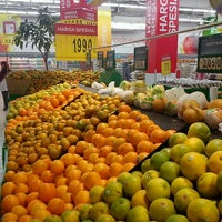 Photo taken at Carrefour by Choky P. on 10/31/2011