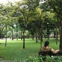 8/28/2011 tarihinde Siriwan S.ziyaretçi tarafından Benchasiri Park'de çekilen fotoğraf