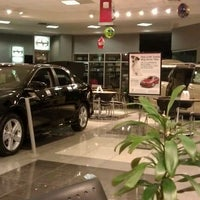 Photo taken at Leith BMW by Emily A. on 10/20/2011