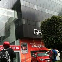 Photo taken at Grupo Autofin México by Diana P. on 8/11/2012