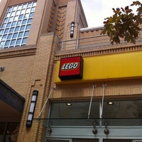 Photo taken at The LEGO Store by Heather D. on 8/18/2012