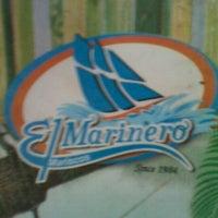 Photo taken at El Marinero Mariscos by Andres C. on 10/21/2011