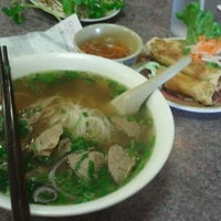 Photo taken at Phở Saigon by theChad on 2/24/2011
