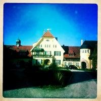 Photo taken at Gut Sonnenhausen by Daniel on 11/17/2011