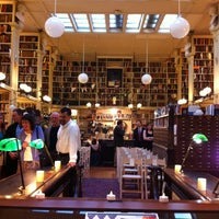 Photo taken at Providence Athenaeum by Kate R. on 6/9/2012