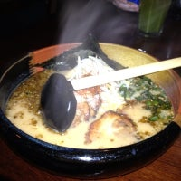 Photo taken at Kanpai Japanese Sushi Bar & Grill by Stephane P. on 8/1/2012