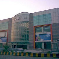 Photo taken at Raghuleela Mega Mall by Rakesh on 9/18/2011