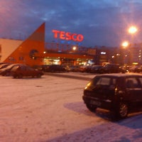 Photo taken at Tesco by Eduardo L. on 1/16/2012
