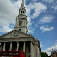 Photo taken at St Martin-in-the-Fields by Ivan V. on 9/5/2011