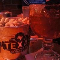 Photo taken at Texas Roadhouse by Maléka S. on 1/28/2012