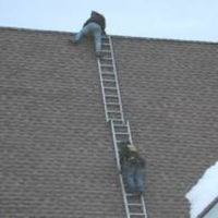 Photo taken at Watford Roofing by Pete S. on 7/4/2012