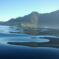 Photo taken at Danau Toba by wahyu z. on 4/22/2012