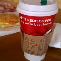 Photo taken at Starbucks by Jacqueline F. on 11/26/2011
