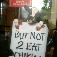 Photo taken at Chick-fil-A by James P. on 4/25/2012