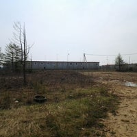 Photo taken at Базовый лагерь Ноглики / Nogliki Base Camp (SEIC & ENL) by Alexey M. on 5/23/2012