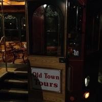 Photo taken at OC Wine Trolley by John D. on 2/11/2012