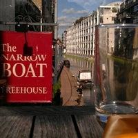 Photo taken at The Narrowboat by David H. on 8/24/2011