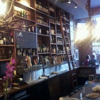 Photo taken at Bridge Tap House & Wine Bar by Drew H. on 6/20/2012