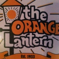 Photo taken at The Orange Lantern by epfunk on 9/5/2012