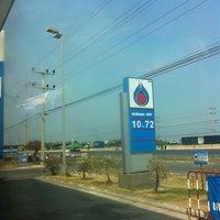Photo taken at PTT NGV Station by (o^^o)Netnet N. on 4/27/2012