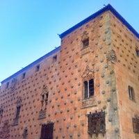 Foto tomada en Casa de las Conchas por Jose Manuel R. el 8/18/2012