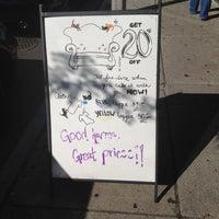Photo taken at Boomerangs by Joshua B. on 9/9/2012