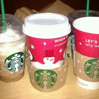 Photo taken at Starbucks by Jeanne O. on 11/5/2011