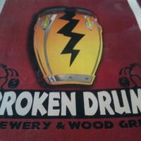 Photo taken at Broken Drum Brewery by Ualtar O. on 9/21/2011