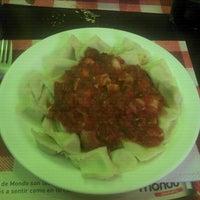 Foto tomada en Mondo Spaghetti por Sebastián N. el 9/11/2011