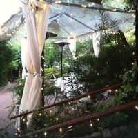 Photo taken at Inn of the Seventh Ray by Sarah C. on 8/20/2011