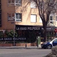Photo taken at La Gran Pulpería by Saryus on 3/10/2012